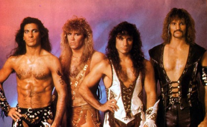 Manowar again.  Sorry, is this undermining my point?