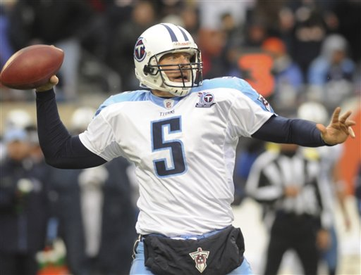 Titans Bears Football