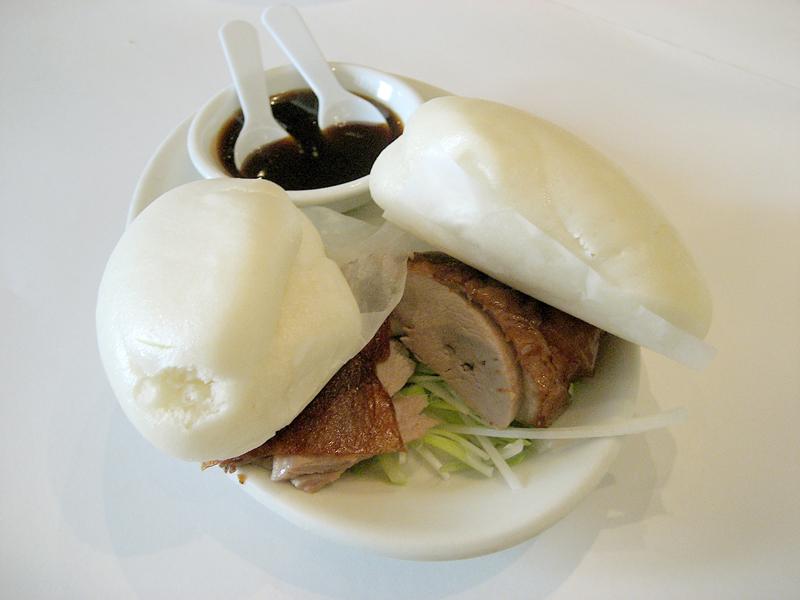 Yank Sing Peking Duck Sandwich