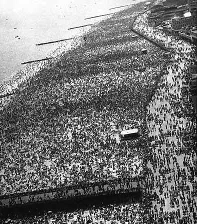 beach1950sheatwave