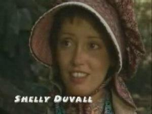 Shelly Duvall...or is it???, there's really just no way to tell.