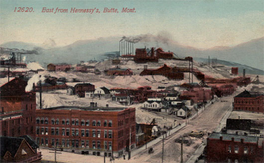 East_from_Hennessey's_1910s