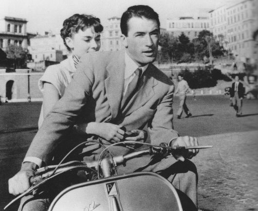 roman holiday snap