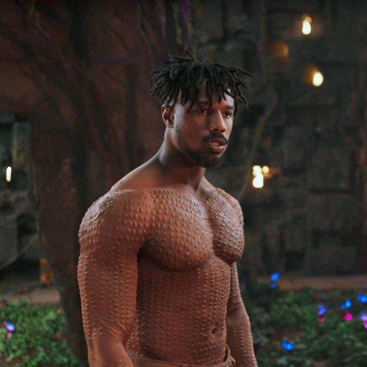 Reactions-Michael-B-Jordan-Black-Panther